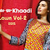 Khaadi Lawn 2015-16 Vol-2 Catalogue | Khaadi Summer Collection 2015 Vol-2