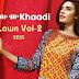 Khaadi Lawn 2015-16 Vol-2 Catalogue | Khaadi Summer Collection 2015 Vol-2