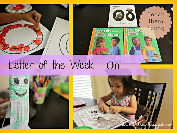 Letter of the Week : Oo