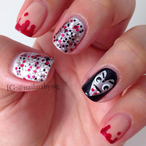 Spookify your Manicure