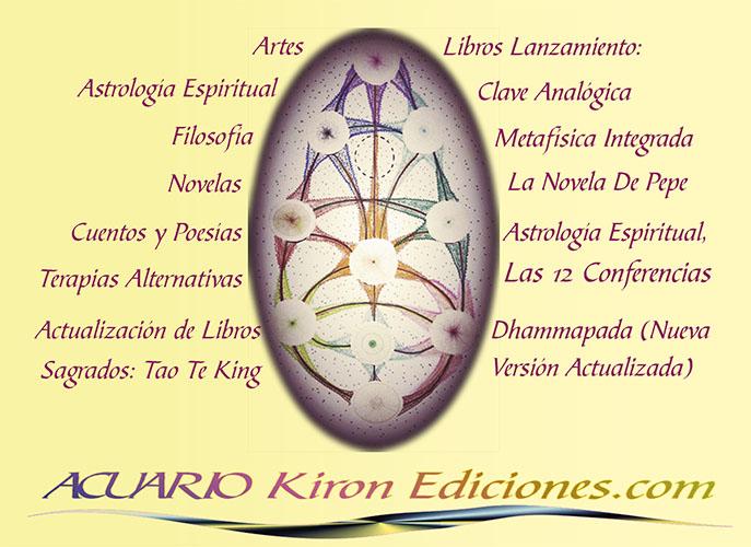 Acuario Kirón Ediciones
