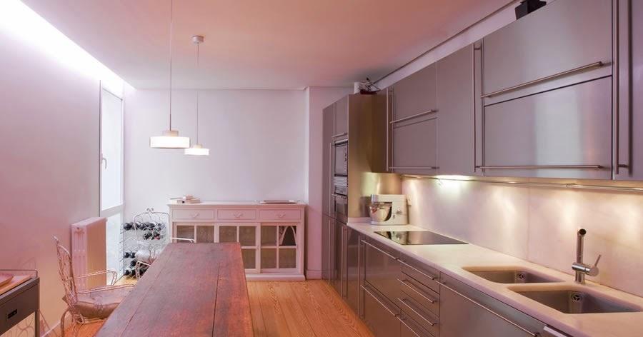 Arquitectura de casas reforma de viejo apartamento en madrid - Arquitectura de interiores madrid ...