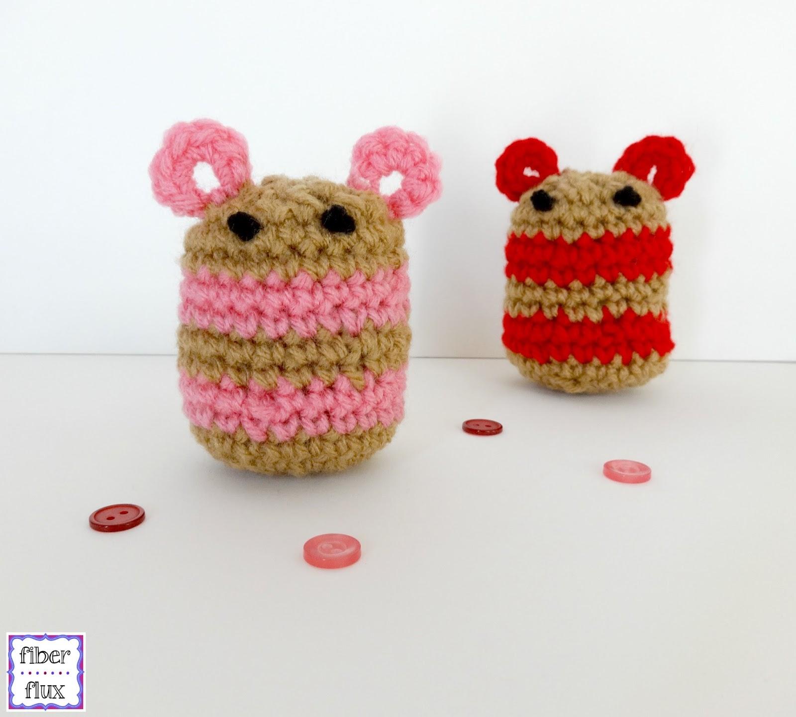 Free Crochet Pattern...Love Bears!
