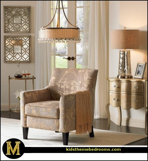 70 Inch Sofa Decorating theme bedrooms - Maries Manor: Hollywood glam ...