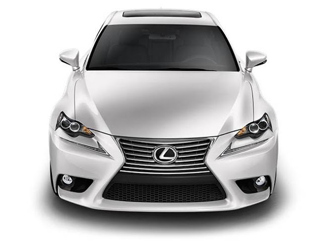 2017 Lexus IS 350 AWD Review
