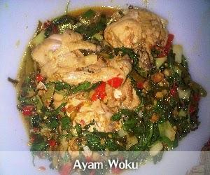 Resep Ayam Woku dan Cara Pengolahannya