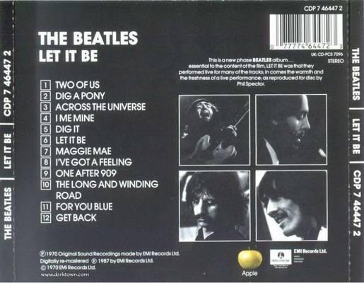 The Beatles-LET IT BE.rar