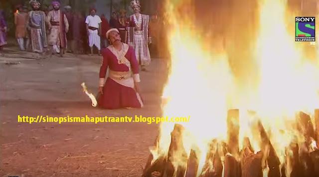 Sinopsis Mahaputra Episode 121
