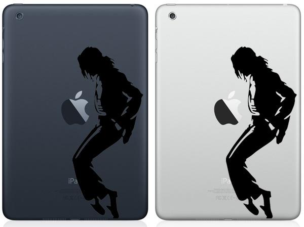Michael Jackson iPad Mini Decals