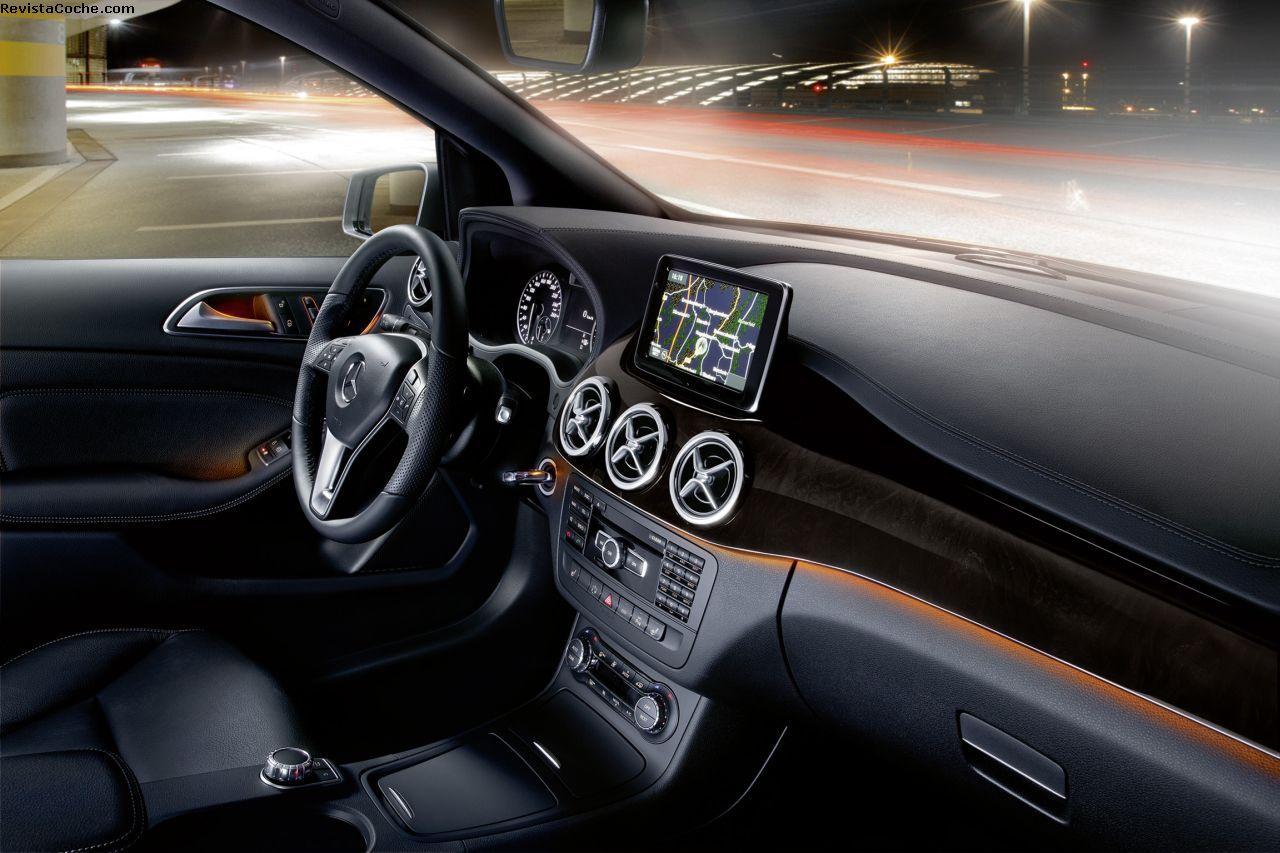 Revista coche johnson controls es el fabricante de los for Interior clase a
