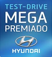 Test-Drive Mega Premiado Hyundai www.testdrivepremiadohyundai.com.br