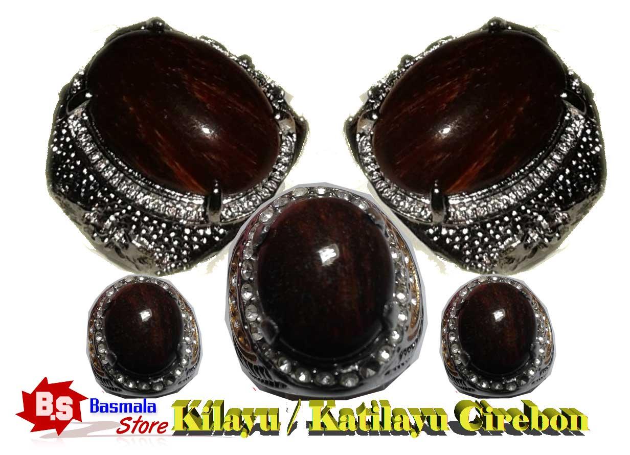 Koleksi batu cincin kilayu[Koleksi batu cincin kilayu]