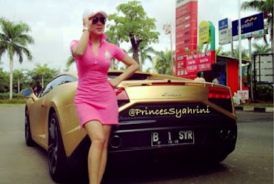Deretan Mobil Mewah Artis Ternyata Berpelat Palsu (Bodong)
