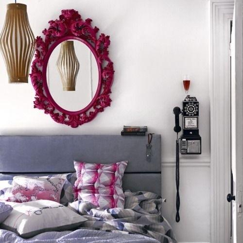 D nde colocar espejos en casa ideas para decorar for Donde colocar espejos en el dormitorio
