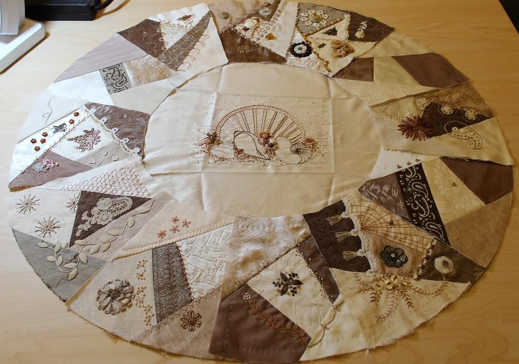 Woodland Ridge Retreat : steampunk quilt pattern - Adamdwight.com