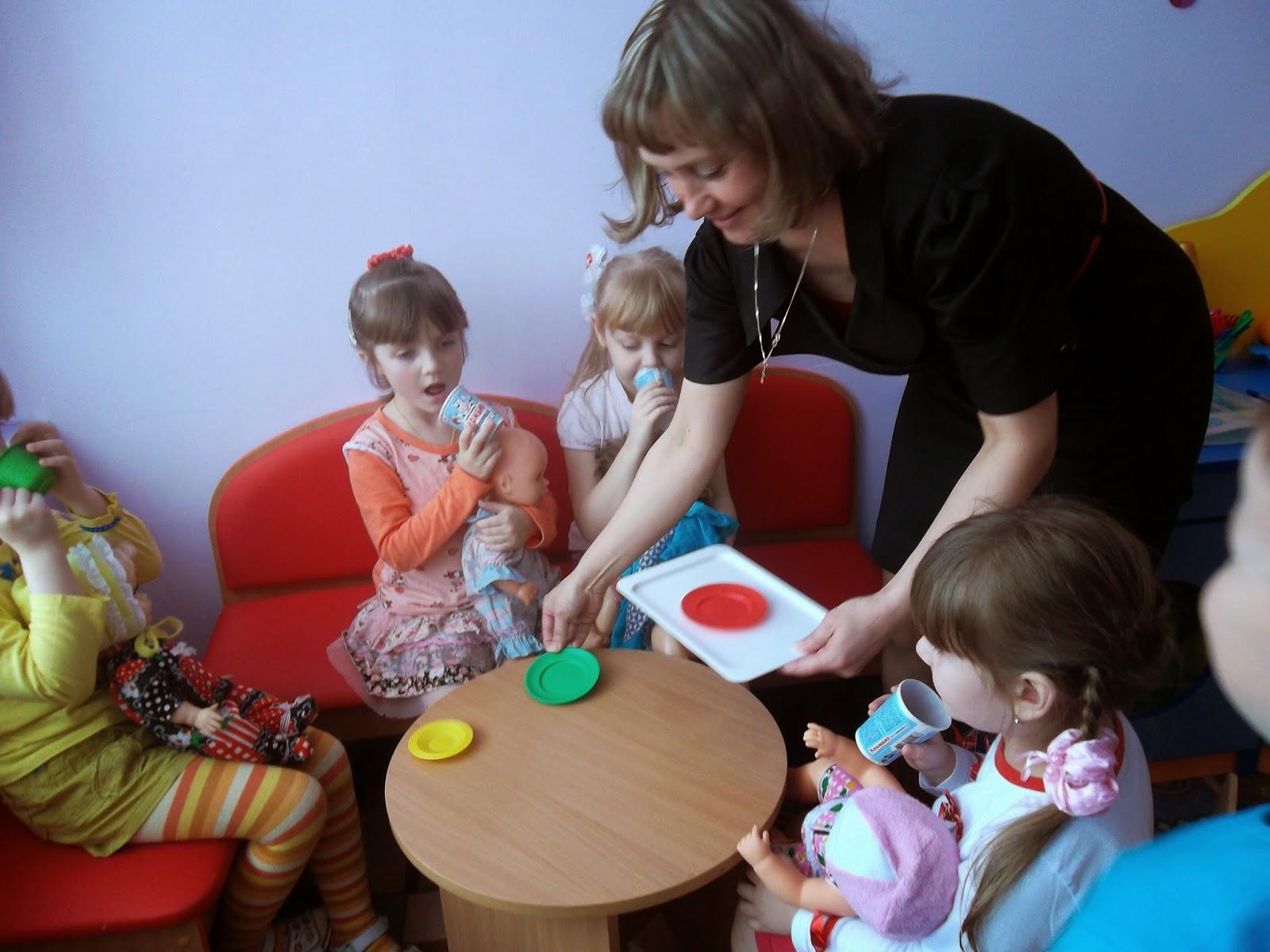 Ролевые игра с мамой 5 фотография