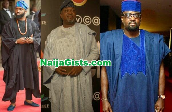 noble igwe kunle afolayan awards