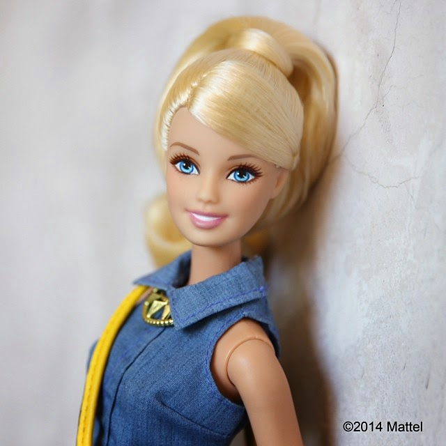 barbie doll fake the new real Behind the makeover: barbie gets real(ish)  the design and manufacture of 33 new barbie dolls that mark a radical departure from the blonde-haired, blue-eyed, improbably-proportioned doll we .