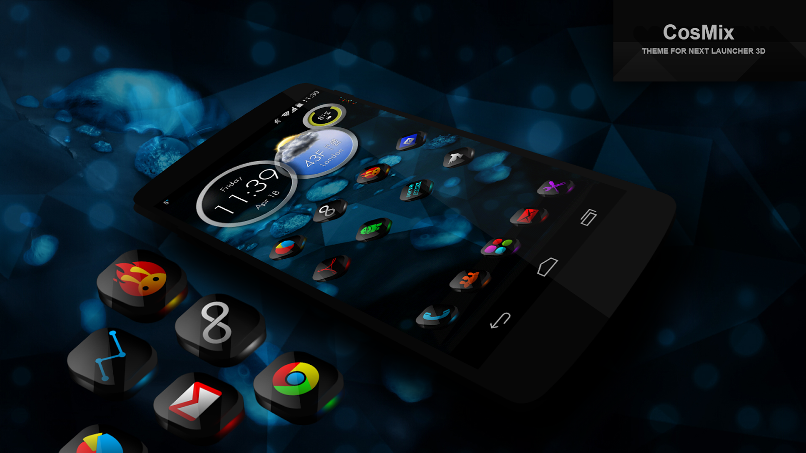 Next Launcher Theme