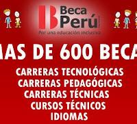 Becas Peru