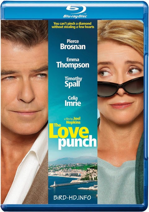 The Love Punch (2013) 720p BluRay 750mb YIFY MP4