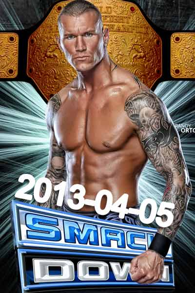 Free Download Full WWE Smackdown 2013-04-05