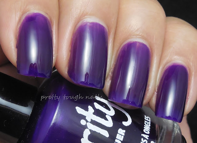 Verity Deep Violet
