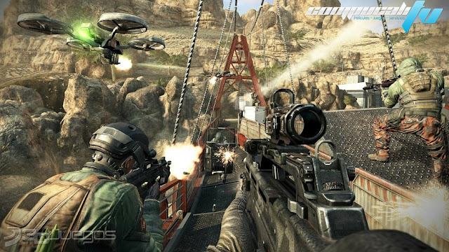 Call Of Duty Black Ops 2 Xbox 360 Español Región Free 2012