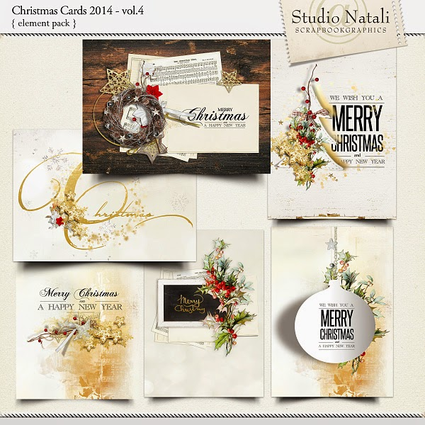 http://shop.scrapbookgraphics.com/Holiday-cards-2014-IV..html