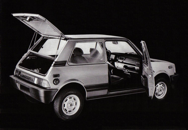 Pero la vida de este peculiar coche no acab aqu su siguiente destino fue jap n y es que en 1982 se lleg a un acuerdo con la firma japonesa daihatsu y el