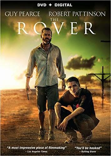 Enter To Win The Rover DVD
