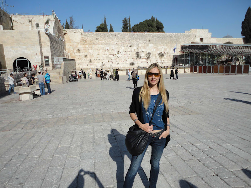 Jerusalén: Muro de las Lamentaciones