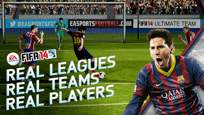 Download FIFA 14 by EA SPORTS™ [FULL] v1.3.0 APK