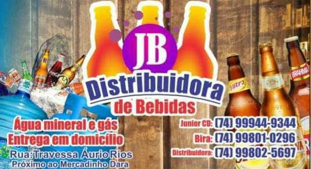 JB Distribuidora de Bebidas, em Mairi - Ligou Chegou.