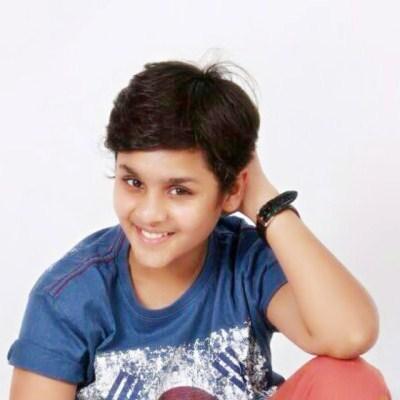 Profil Dev Joshi pemain Baalveer AnTV