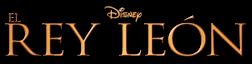 Logo: El rey León
