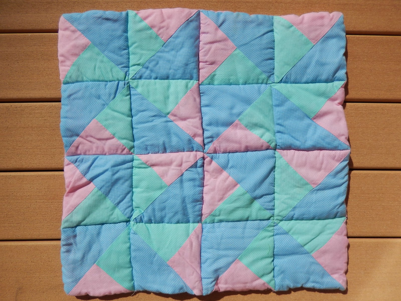 Quilting Mod My First Quilt