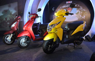 HONDA PLANNING TO LAUNCH FOUR PRODUCTS EVERY YEAR   Top Bikes Zone