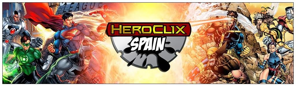 Heroclix Spain
