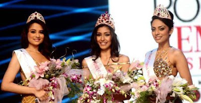 Navneet Kaur Dhillon is New Miss India 2013 : Photos
