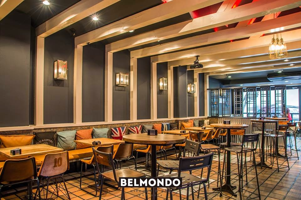 Belmondo Kitchen & Bar