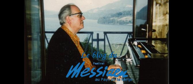 Le blog du festival Messiaen au Pays de la Meije !