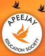 Apeejay School Nerul Logo