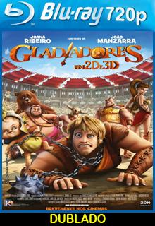 Assistir Gladiadores de Roma Dublado