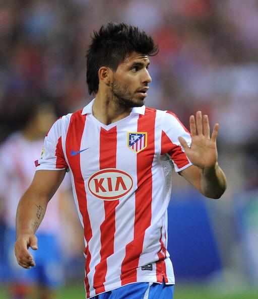 Sergio Aguero Footballer Wallpapers Photos Album