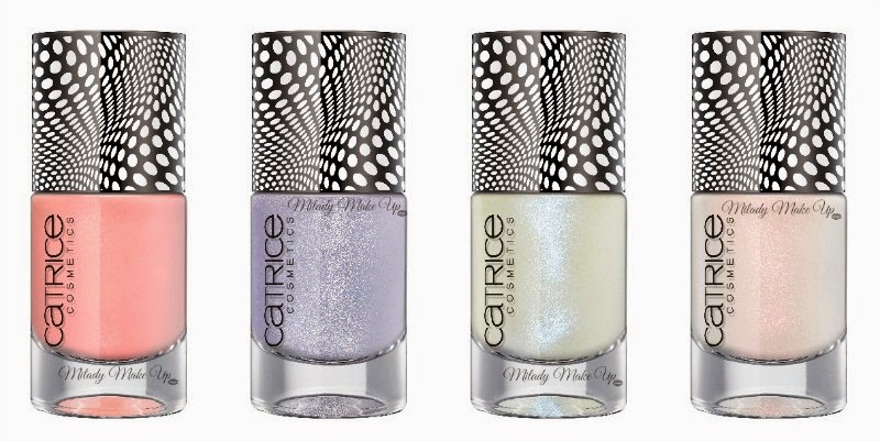 Catrice Dolls Collection nail polish