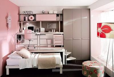 plus- The Coolest Teenage Girls Bedroom Ideas - Creative Bedroom