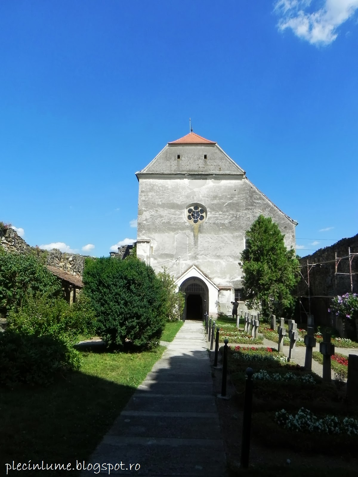 Biserica evanghelica din Carta