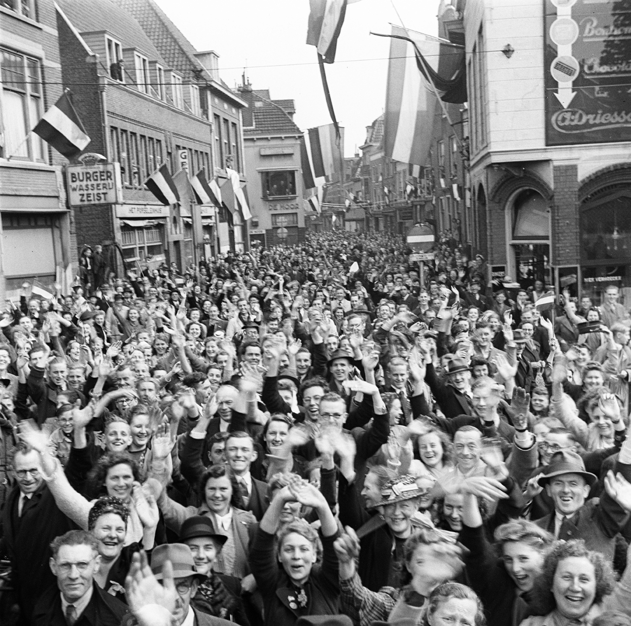 liberation netherlands A grateful nation continues to honour canadian soldiers 70 years after liberation,  but the road to holland in world war ii was marked with fierce.