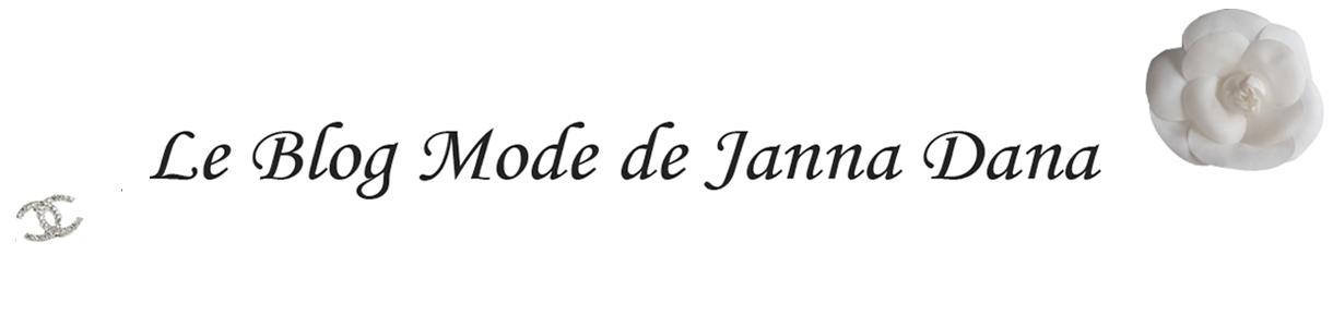 Janna Dana : Blog Mode et Beauté